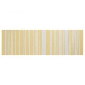 Linie Design Glorious Matto Yellow 80x250 Cm