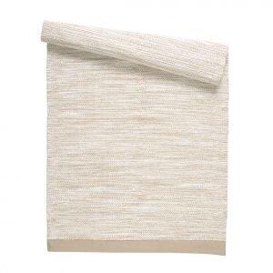 Linum Loom Matto Beige 80x160 Cm