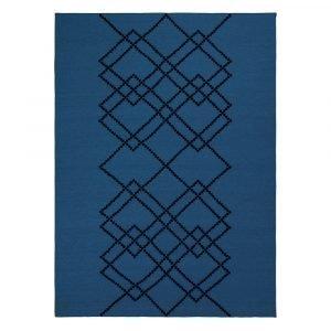 Louise Roe Matto Borg Royal Blue 200x300 Cm