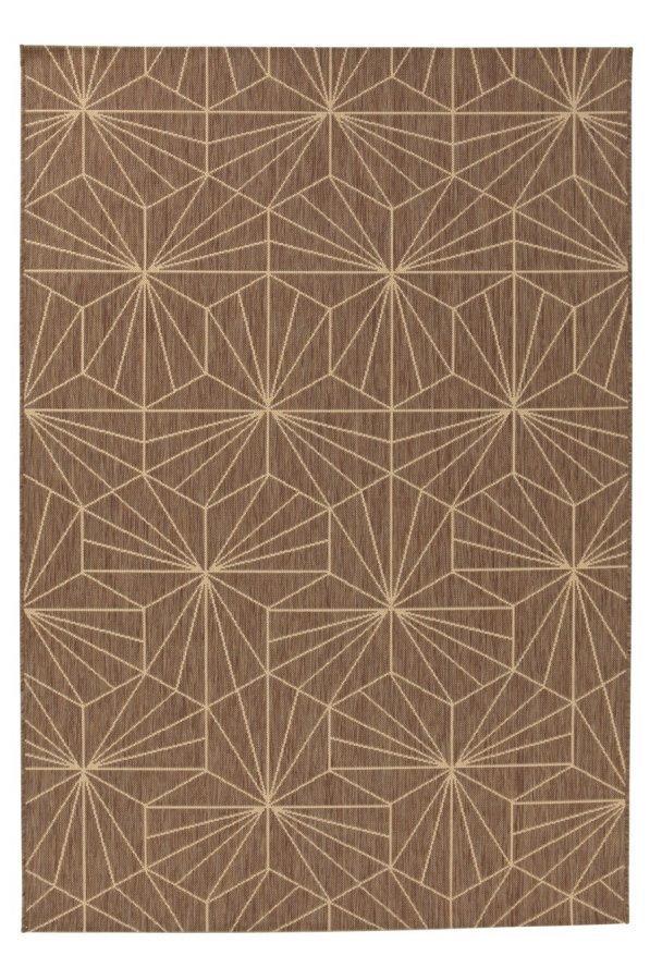 palermo bukleematto 160x230 cm beige musta. Black Bedroom Furniture Sets. Home Design Ideas