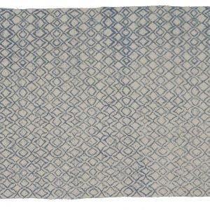 Luhta Home Karkelot Puuvillamatto Sininen 70x115 Cm