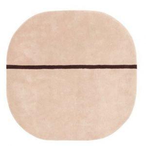 Normann Copenhagen Oona Matto rosa 140x140cm