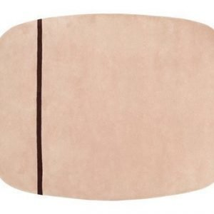 Normann Copenhagen Oona Matto rosa 175x240cm
