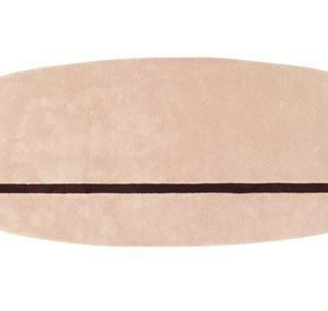 Normann Copenhagen Oona Matto rosa 90x200cm