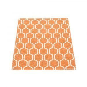 Pappelina Ants Matto Pale Orange / Vanilla 70x90 Cm
