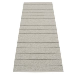 Pappelina Carl Matto Grey / Fossil Grey 70x180 Cm