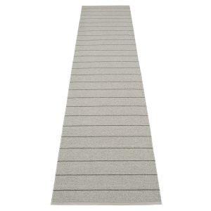 Pappelina Carl Matto Grey / Fossil Grey 70x350 Cm