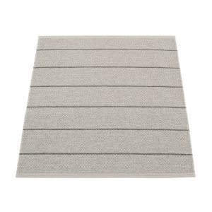 Pappelina Carl Matto Grey / Fossil Grey 70x90 Cm