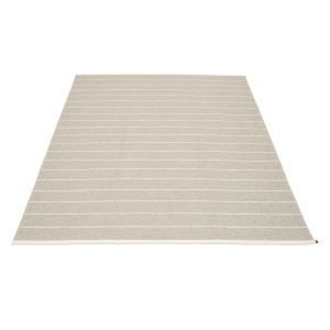 Pappelina Carl Matto Linen / Beige 180x260 Cm
