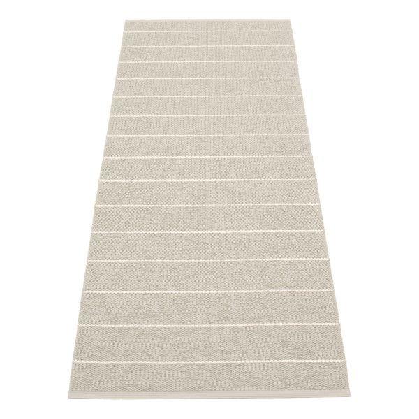 Pappelina Carl Matto Linen / Beige 70x180 Cm