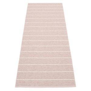 Pappelina Carl Matto Rose / Balett 70x180 Cm