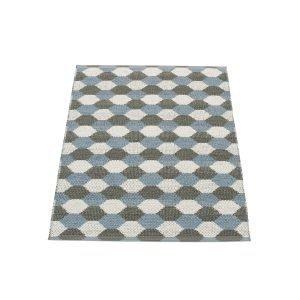 Pappelina Dana Matto Charcoal / Grey 70x100 Cm