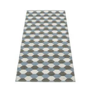 Pappelina Dana Matto Charcoal / Grey 70x160 Cm