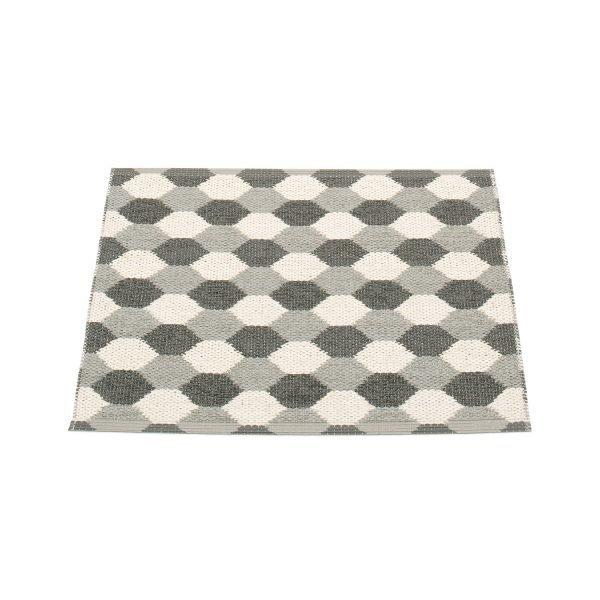 Pappelina Dana Matto Warm Grey / Charcoal 70x60 Cm