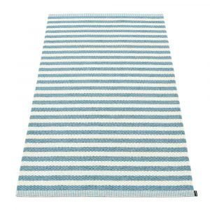 Pappelina Duo Matto Misty Blue 85x260 Cm
