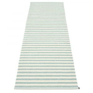 Pappelina Duo Matto Turquoise 85x260 Cm