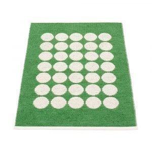 Pappelina Fia Matto Grass Green 70x100 Cm