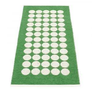 Pappelina Fia Matto Grass Green 70x150 Cm