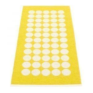 Pappelina Fia Matto Lemon 70x150 Cm