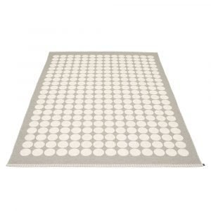 Pappelina Fia Matto Warm Grey 180x275 Cm