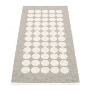Pappelina Fia Matto Warm Grey 70x150 Cm