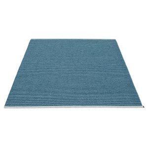 Pappelina Mono Matto Blue / Dove Blue 180x220 Cm