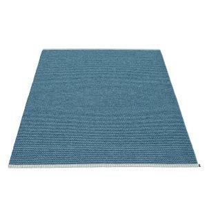 Pappelina Mono Matto Blue / Dove Blue 180x300 Cm