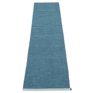 Pappelina Mono Matto Blue / Dove Blue 60x250 Cm