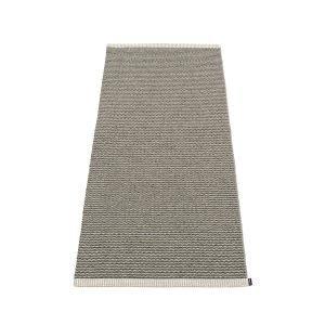 Pappelina Mono Matto Charcoal / Warm Grey 60x150 Cm