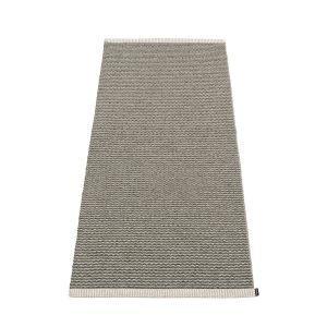Pappelina Mono Matto Charcoal / Warm Grey 60x250 Cm