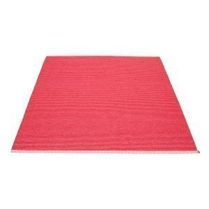 Pappelina Mono Matto Cherry / Pink 180x300 Cm
