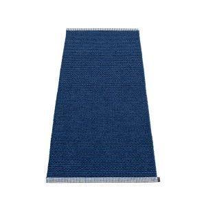 Pappelina Mono Matto Dark Blue / Denim 60x150 Cm
