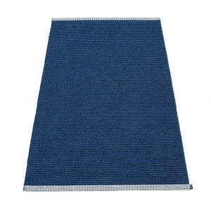 Pappelina Mono Matto Dark Blue / Denim 85x160 Cm