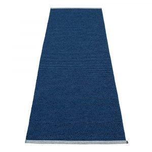 Pappelina Mono Matto Dark Blue / Denim 85x260 Cm