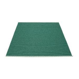 Pappelina Mono Matto Dark Green / Jade 140x200 Cm