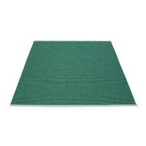 Pappelina Mono Matto Dark Green / Jade 180x220 Cm