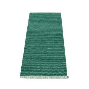 Pappelina Mono Matto Dark Green / Jade 60x150 Cm
