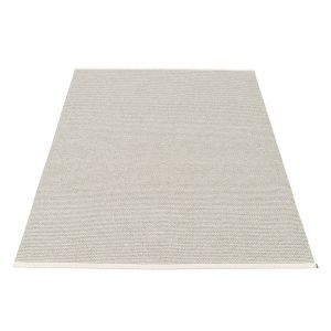 Pappelina Mono Matto Fossil Grey / Warm Grey 140x200 Cm