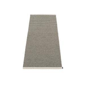 Pappelina Mono Muovimatto Charcoal 60x150 Cm