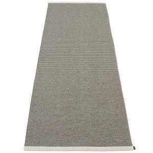 Pappelina Mono Muovimatto Charcoal 85x260 Cm