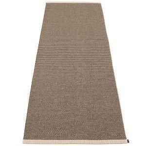 Pappelina Mono Muovimatto Dark Mud 85x260 Cm