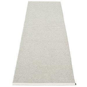 Pappelina Mono Muovimatto Fossil Grey 85x260 Cm