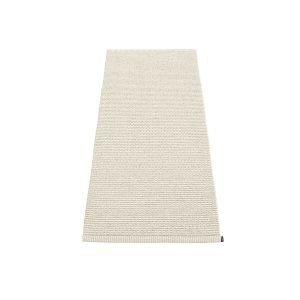 Pappelina Mono Muovimatto Pellava / Vanilja 60x150 Cm