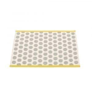 Pappelina Noa Ovimatto Warm Grey / Vanilla 70x50 Cm