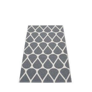Pappelina Otis Muovimatto Granit Fossil Grey 70x140 Cm