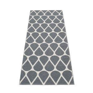 Pappelina Otis Muovimatto Granit Fossil Grey 70x200 Cm
