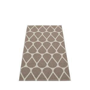 Pappelina Otis Muovimatto Mud Linen 70x140 Cm