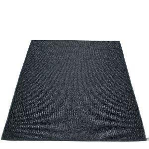 Pappelina Svea Muovimatto Black Metallic 140x220 Cm