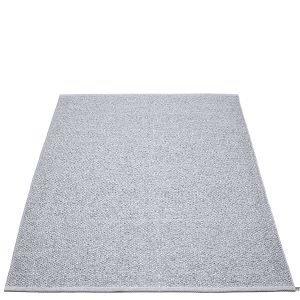 Pappelina Svea Muovimatto Grey Metallic 140x220 Cm