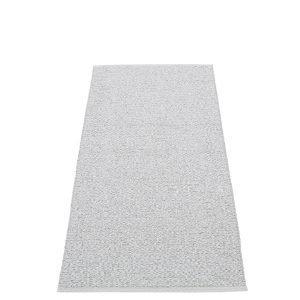 Pappelina Svea Muovimatto Grey Metallic 70x160 Cm